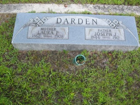 DARDEN, LAURA P - Wood County, Texas | LAURA P DARDEN - Texas Gravestone Photos