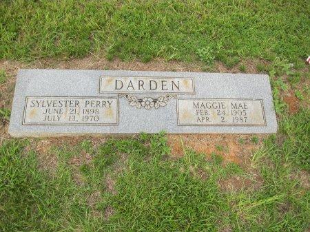 DARDEN, SYLVESTER PERRY - Wood County, Texas | SYLVESTER PERRY DARDEN - Texas Gravestone Photos