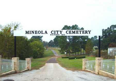 *ENTRANCE & SIGN,  - Wood County, Texas |  *ENTRANCE & SIGN - Texas Gravestone Photos