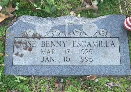 ESCAMILLA, JOSE B - Wood County, Texas   JOSE B ESCAMILLA - Texas Gravestone Photos