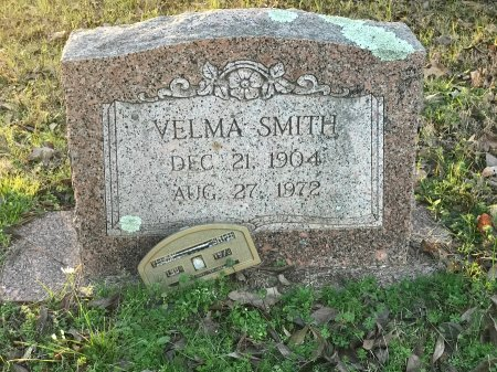 SMITH, VELMA - Wood County, Texas | VELMA SMITH - Texas Gravestone Photos