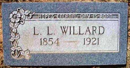 WILLARD, LEMUEL LAFAYETTE - Wood County, Texas | LEMUEL LAFAYETTE WILLARD - Texas Gravestone Photos