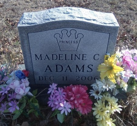 ADAMS, MADELINE C - Young County, Texas | MADELINE C ADAMS - Texas Gravestone Photos
