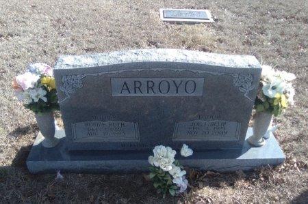 ARROYO, BOBBIE RUTH - Young County, Texas | BOBBIE RUTH ARROYO - Texas Gravestone Photos