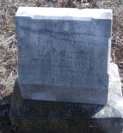 BAGGETT, INFANT DAUGHTER - Young County, Texas | INFANT DAUGHTER BAGGETT - Texas Gravestone Photos