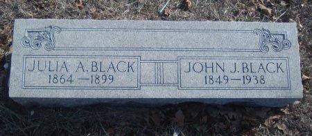 OSBURNE BLACK, JULIA A - Young County, Texas   JULIA A OSBURNE BLACK - Texas Gravestone Photos