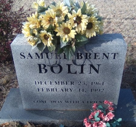 BOLIN, SAMUEL BRENT - Young County, Texas | SAMUEL BRENT BOLIN - Texas Gravestone Photos