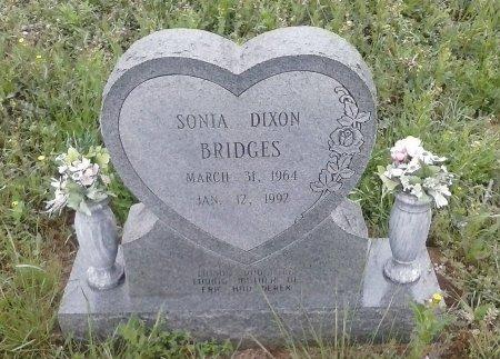 DIXON BRIDGES, SONIA MAE - Young County, Texas   SONIA MAE DIXON BRIDGES - Texas Gravestone Photos