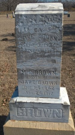 STEWART BROWN, MARY ELIZABETH - Young County, Texas | MARY ELIZABETH STEWART BROWN - Texas Gravestone Photos