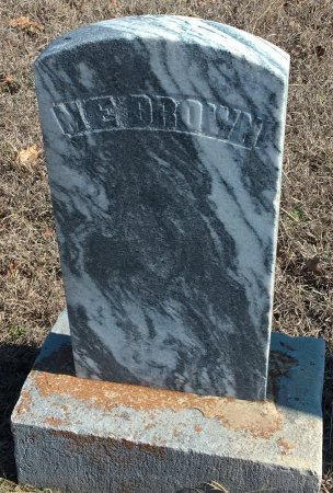 BROWN, W E - Young County, Texas | W E BROWN - Texas Gravestone Photos