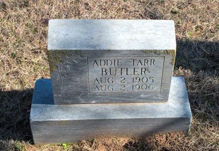 BUTLER, ADDIE TARR - Young County, Texas | ADDIE TARR BUTLER - Texas Gravestone Photos