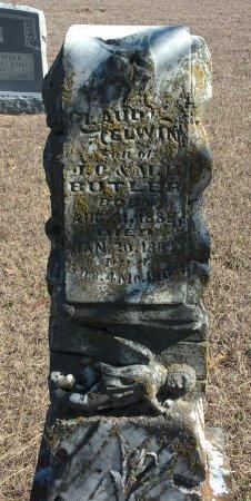 BUTLER, CLAUDE ELWIN - Young County, Texas | CLAUDE ELWIN BUTLER - Texas Gravestone Photos