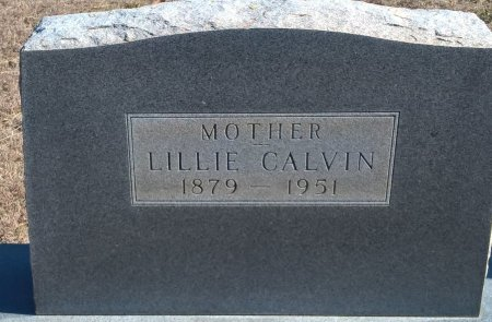 COOLEY CALVIN, LILLIE - Young County, Texas | LILLIE COOLEY CALVIN - Texas Gravestone Photos