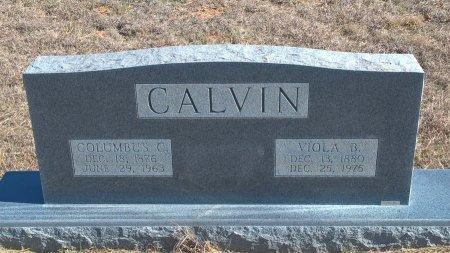 BRAZEEL CALVIN, VIOLA R - Young County, Texas | VIOLA R BRAZEEL CALVIN - Texas Gravestone Photos