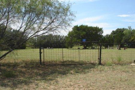 *CEMETERY GATE,  - Young County, Texas |  *CEMETERY GATE - Texas Gravestone Photos