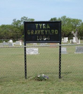 *CEMETERY SIGN,  - Young County, Texas    *CEMETERY SIGN - Texas Gravestone Photos