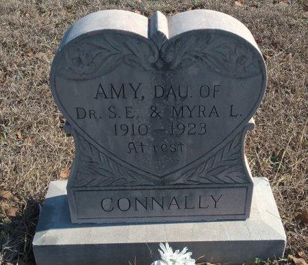 CONNALLY, AMY AMA - Young County, Texas | AMY AMA CONNALLY - Texas Gravestone Photos