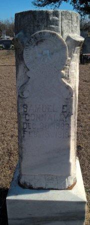 CONNALLY, SAMUEL EARNEST, DR. - Young County, Texas | SAMUEL EARNEST, DR. CONNALLY - Texas Gravestone Photos