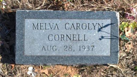 CORNEL, MELVA CAROLYN - Young County, Texas | MELVA CAROLYN CORNEL - Texas Gravestone Photos