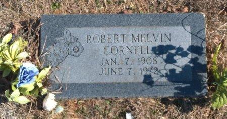CORNELL, ROBERT MELVIN - Young County, Texas | ROBERT MELVIN CORNELL - Texas Gravestone Photos