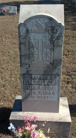 CULLERS, FRANCIS MELTON - Young County, Texas | FRANCIS MELTON CULLERS - Texas Gravestone Photos