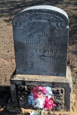CULLERS, JAMES HOMER - Young County, Texas | JAMES HOMER CULLERS - Texas Gravestone Photos