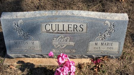 TINKER CULLERS, MINNIE MARIE - Young County, Texas   MINNIE MARIE TINKER CULLERS - Texas Gravestone Photos