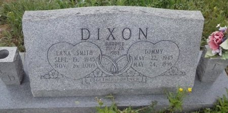 DIXON, TOMMY - Young County, Texas | TOMMY DIXON - Texas Gravestone Photos