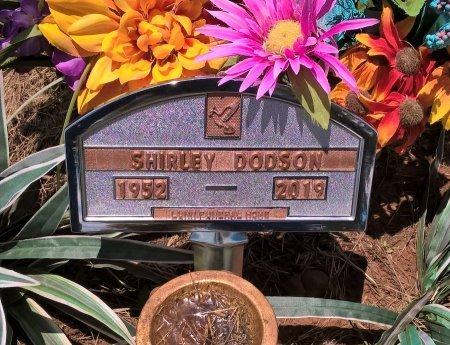 DODSON, SHIRLEY - Young County, Texas | SHIRLEY DODSON - Texas Gravestone Photos