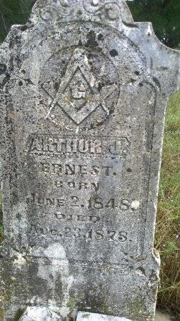 ERNEST, ARTHUR J - Young County, Texas | ARTHUR J ERNEST - Texas Gravestone Photos