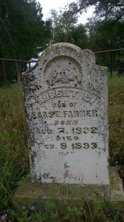 FARMER, ROBERT C - Young County, Texas | ROBERT C FARMER - Texas Gravestone Photos