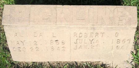 FICKLING, ROBERT GLASGOW - Young County, Texas | ROBERT GLASGOW FICKLING - Texas Gravestone Photos