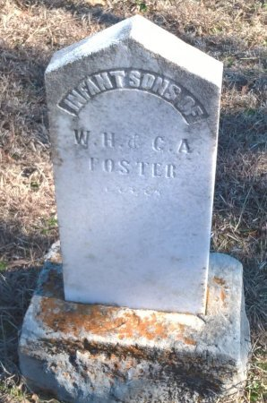 FOSTER, INFANT SONS - Young County, Texas | INFANT SONS FOSTER - Texas Gravestone Photos