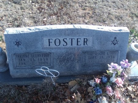 FOSTER, VERA IRELINE - Young County, Texas | VERA IRELINE FOSTER - Texas Gravestone Photos