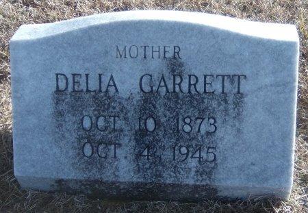 GARRET, DELIA - Young County, Texas | DELIA GARRET - Texas Gravestone Photos