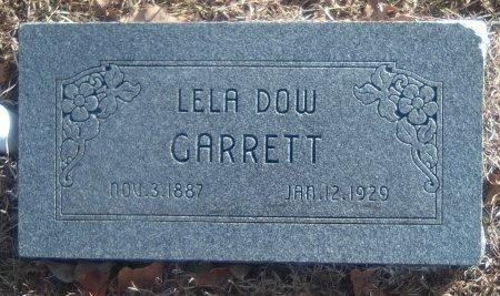 FORD GARRETT, LELA DOW - Young County, Texas | LELA DOW FORD GARRETT - Texas Gravestone Photos