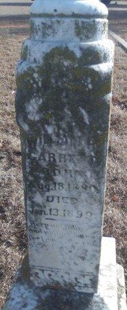 GARRETT, WILLIAM H - Young County, Texas   WILLIAM H GARRETT - Texas Gravestone Photos