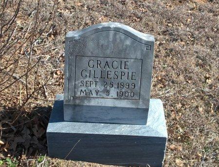 GILLESPIE, GRACIE - Young County, Texas | GRACIE GILLESPIE - Texas Gravestone Photos