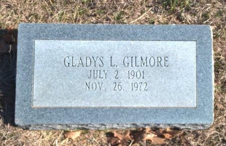 GILMORE, GLADYS LILLIAN - Young County, Texas | GLADYS LILLIAN GILMORE - Texas Gravestone Photos