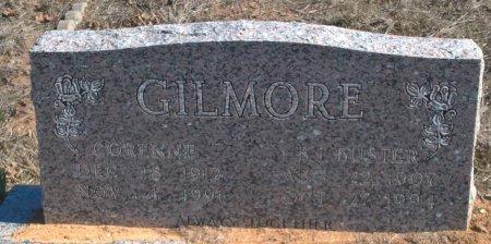 CLARIDA GILMORE, ZURAH CORENNE - Young County, Texas | ZURAH CORENNE CLARIDA GILMORE - Texas Gravestone Photos