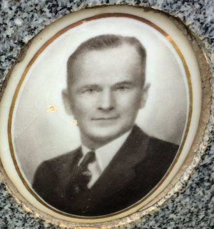 """GOODE, CLARENCE A. """"STEVE"""" (PHOTO) - Young County, Texas 