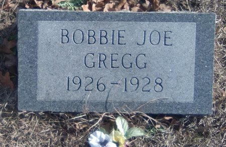 GREGG, BOBBIE JOE - Young County, Texas | BOBBIE JOE GREGG - Texas Gravestone Photos