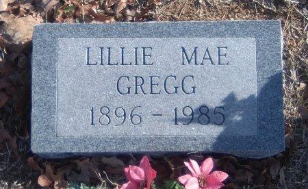 GREGG, LILLIE MAE - Young County, Texas | LILLIE MAE GREGG - Texas Gravestone Photos