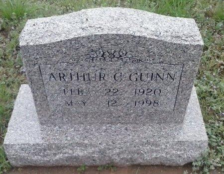 GUIN, ARTHUR CLYDE - Young County, Texas | ARTHUR CLYDE GUIN - Texas Gravestone Photos