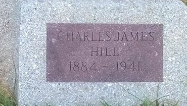 HILL, CHARLES JAMES - Young County, Texas | CHARLES JAMES HILL - Texas Gravestone Photos