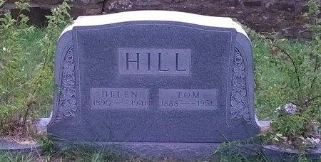 WRIGHT HILL, MARY HELEN - Young County, Texas | MARY HELEN WRIGHT HILL - Texas Gravestone Photos