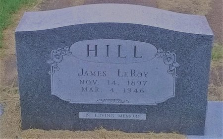 "HILL, JAMES LEROY  ""ROY"" - Young County, Texas | JAMES LEROY  ""ROY"" HILL - Texas Gravestone Photos"