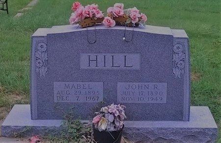 HILL, JOHN R - Young County, Texas | JOHN R HILL - Texas Gravestone Photos