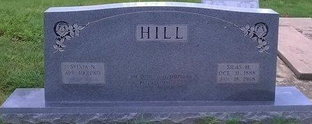 HILL, SILAS H - Young County, Texas   SILAS H HILL - Texas Gravestone Photos