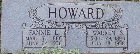 HOWARD, WARREN S - Young County, Texas   WARREN S HOWARD - Texas Gravestone Photos